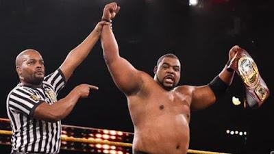 Keith Lee NXT Undisputed Era NA WWE