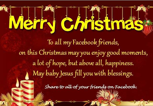 Top Merry Christmas Greetings | Merry Christmas Wishes And Messages For Your Intimates And Partners