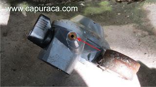 Cara memperbaiki kompor gas yang apinya kecil capuraca