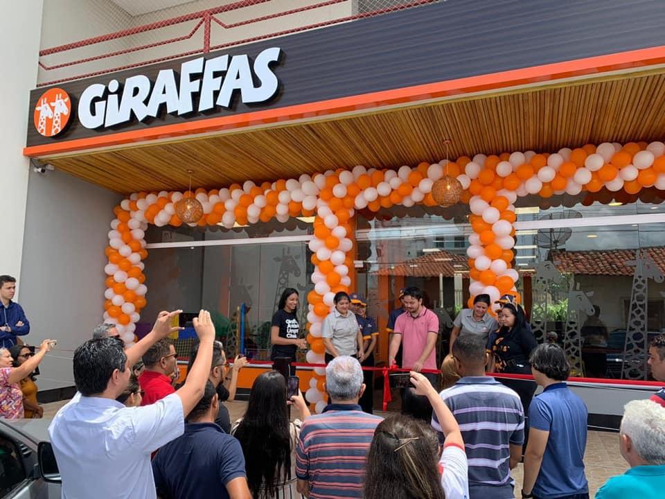 Franquia do Giraffas é inaugurada em Chapadinha