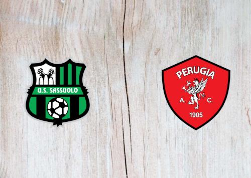 Sassuolo vs Perugia -Highlights 4 December 2019