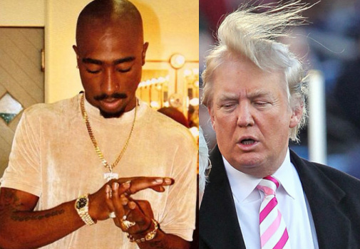 2pac donald trump interview