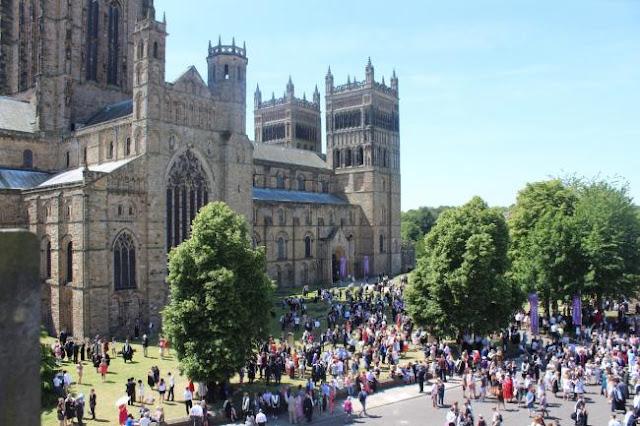 Το Durham University τίμησε τον Καθηγητή Γιώργο Πιπερόπουλο