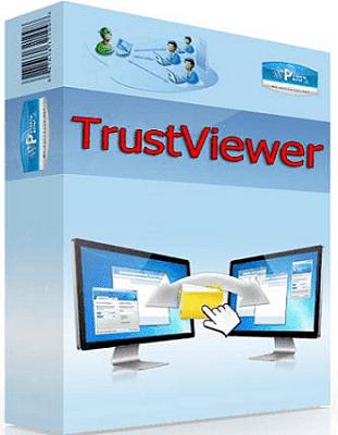 تحميل برنامجTrust Viewer 2019 للتحكم فى اجهزة الكمبيوتر عن بعد طريق الانترنت