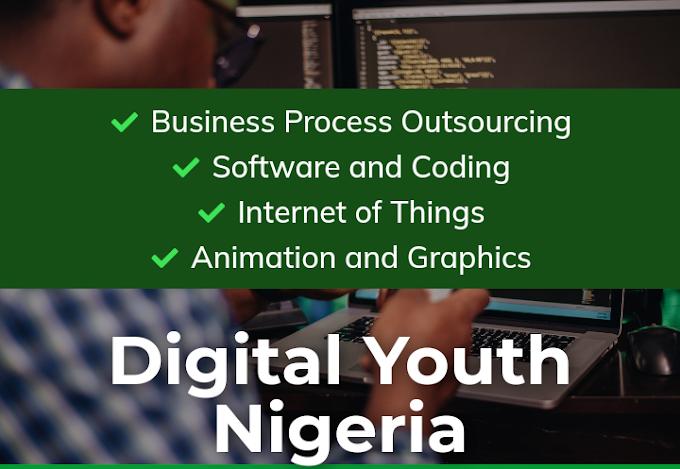 Yadda zaka cika Tallafin DIGITAL YOUTHS NIGERIA