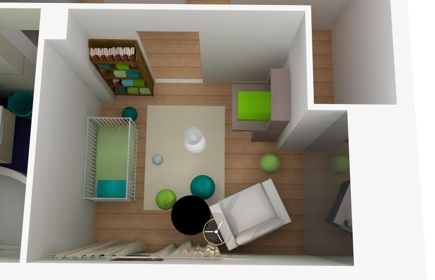 AdC lAtelier d Ct  amnagement intrieur design despace et dcoration Dcoration dune
