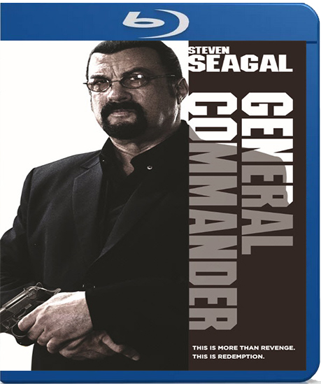 General Commander [2019] [BD25] [Latino]