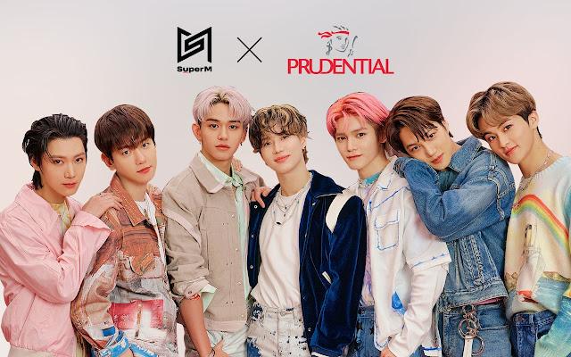 Begini Cara Ikut Konser Virtual K-Pop Prudential X SuperM We DO Gratis