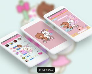 Teddy Bear Theme For YOWhatsApp & Fouad WhatsApp By Ale
