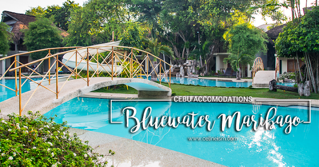 Cebu Accommodations Bluewater Maribago Beach Resort