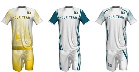 Jersey Team Futsal