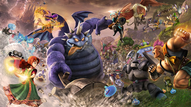 Comparación: Dragon Quest Heroes 2 (PS4-Switch-Vita)