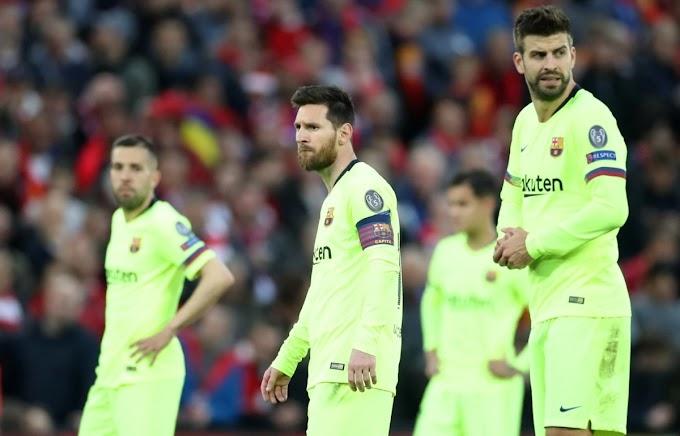 Kasihan, Barcelona Dikalahkan Oleh Kiper Yang Sama di Liga Champions