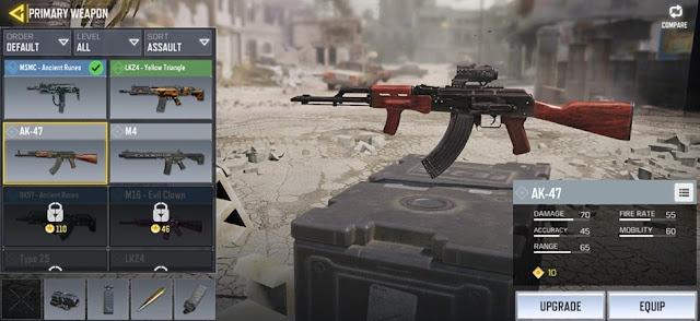 Memanfaatkan Senjata Andalan