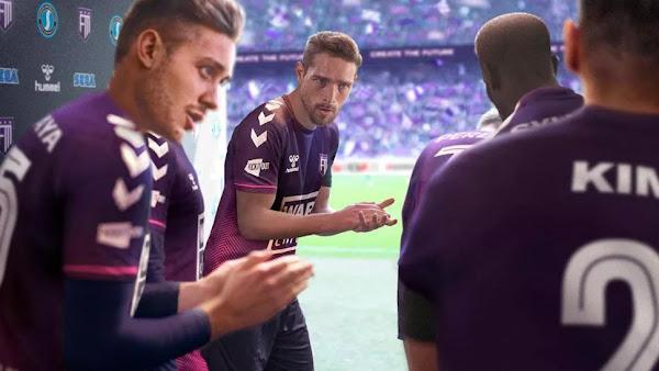 Football Manager 2022 está chegar...