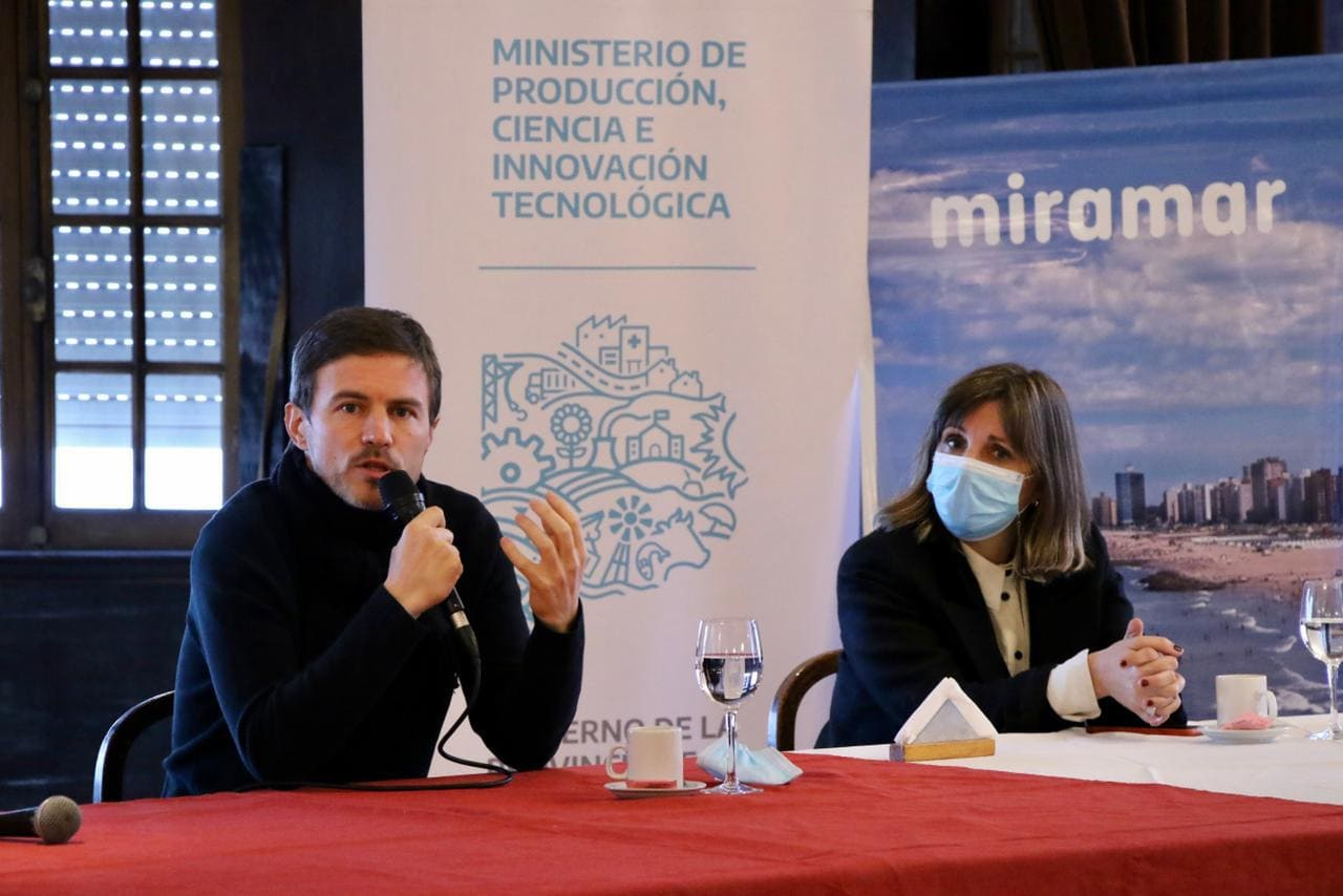 Provincia inició entrega de la tercera etapa del Fondo para la Cultura y Turismo en Miramar