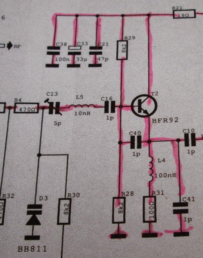 Ron U0026 39 S Radio Corner   Ghz Oscillator