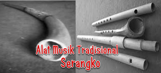 85+ Gambar Alat Musik Serangko Paling Keren