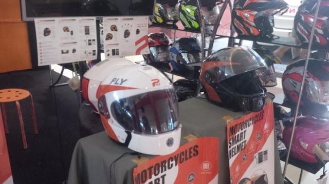 Wow! Terpasang Teknologi Canggih, Harga Helm Pintar Ini Dibandrol Rp 10 Juta
