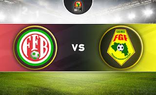 ملخص اهداف  مباراة بوروندي وغينيا بتاريخ 30-06-2019 كأس الأمم الأفريقية