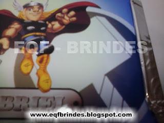 Marmitinha Thor Kid, lembrancinha thor kid, brinde thor kid, tema thor kid