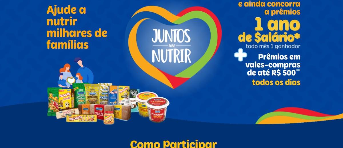 Participar Promoção Santa Helena 2021 Juntos Nutrir