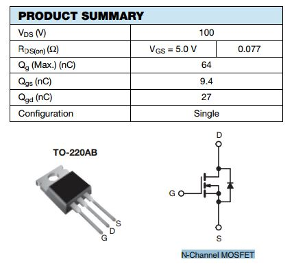 Pleasant Logic Level Mosfets Irl Or Irf Circuit Crush Wiring Digital Resources Instshebarightsorg