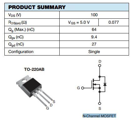 Super Logic Level Mosfets Irl Or Irf Circuit Crush Wiring 101 Tzicihahutechinfo