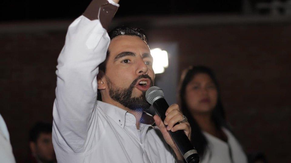 Tejada formó un grupo político académico que ahora apunta a llegar a la Asamblea Legislativa / FACEBOOK G21