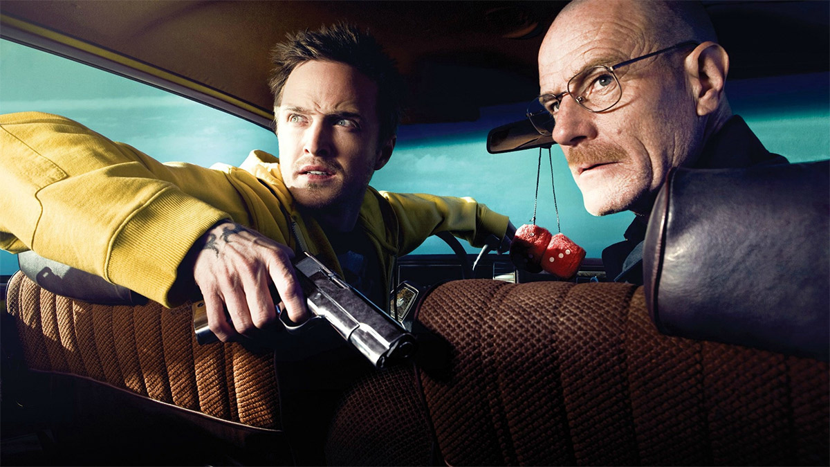 A teoria das cores de Breaking Bad