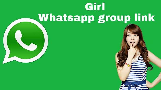 Girl Whatsapp group link | Full active girl Whatsapp group link 2019