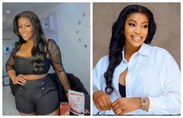 It is wrong to share photos of your married baby daddy - Eriata Ese reacts to 2face babymama, Pero sharing photos of him