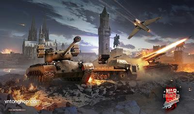 Cảm nhận đánh giá game War Thunder, so sánh với World of tanks