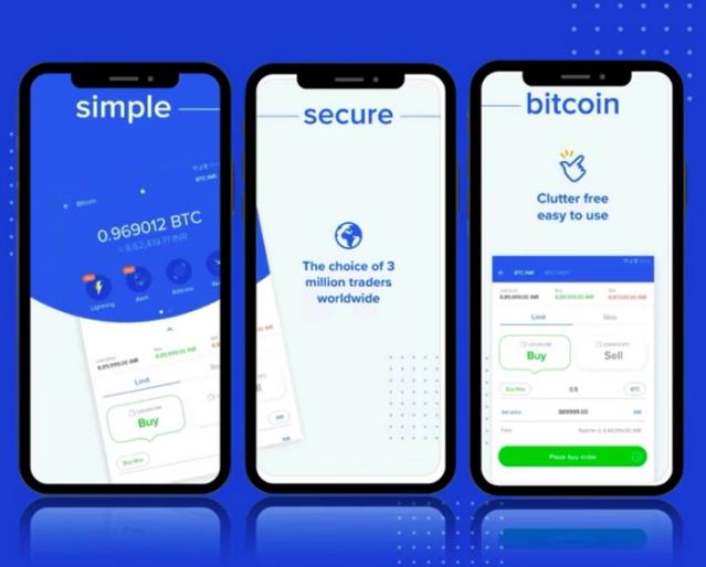 5 aplikasi perdagangan cryptocurrency teratas di India untuk perdagangan online Bitcoin, Ethereum, dan banyak lagi