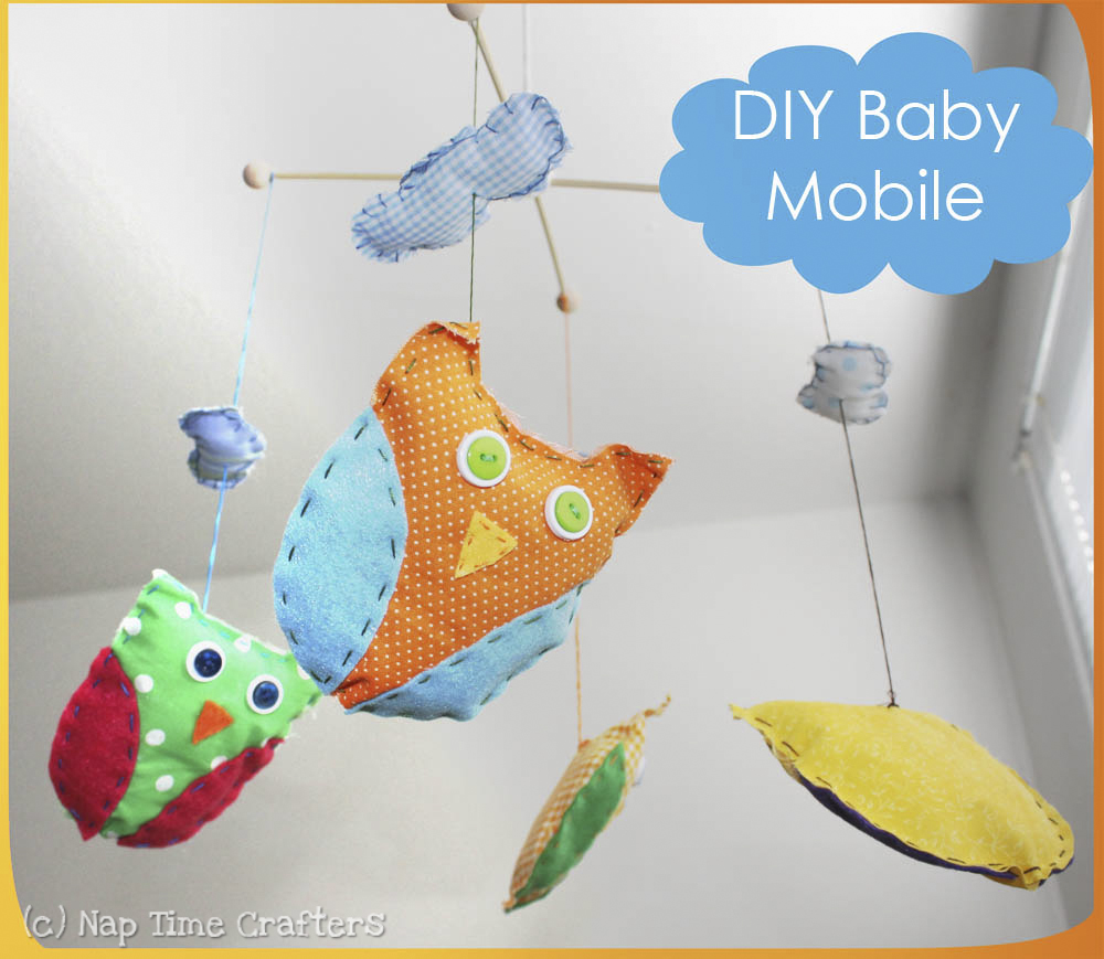 owl baby mobile tutorial peek a boo pages sew something special. Black Bedroom Furniture Sets. Home Design Ideas