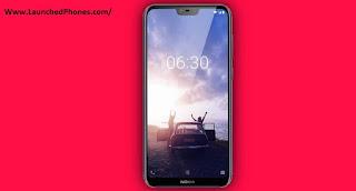 Nokia notch phone 2020