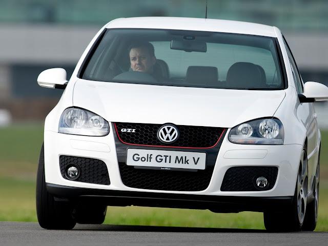 Com o Mk5 o Volkswagen Golf chegou à maioridade