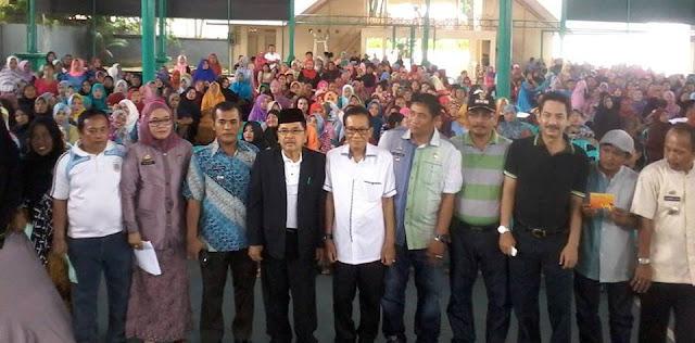 Wali Kota Palopo Janjikan Sertifikat Gratis