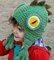 http://es.slideshare.net/daxarabalea/tutorial-gorro-iguana-crochet