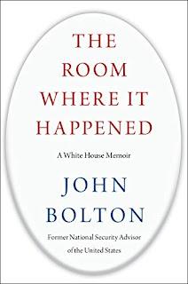 John Bolton, Trump impeachment