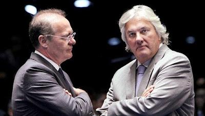 Relação entre Renan e lobista será tema de novo depoimento de Delcídio, diz jornal