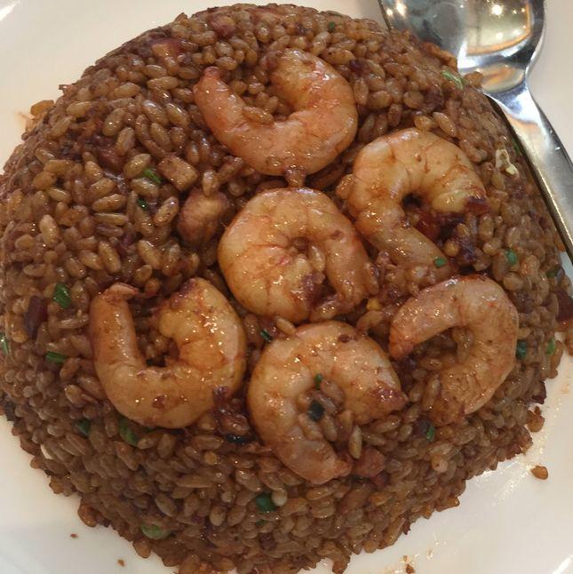 Paradise Dynasty's Shanghai fried rice