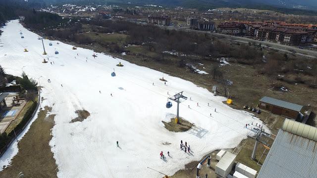 Ски писта в Банско