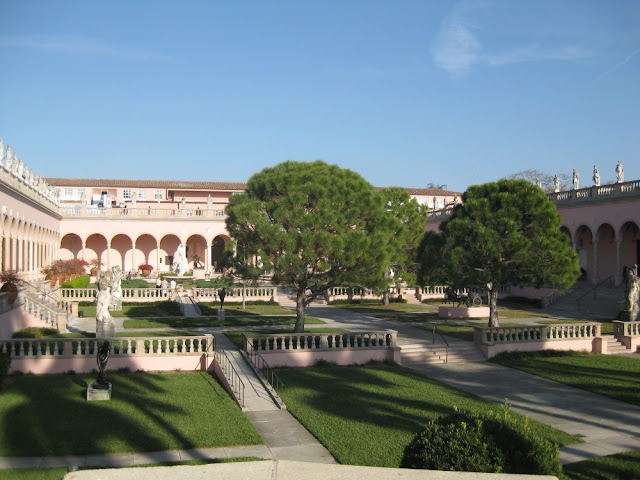 Ringling Museum of Art, Sarasota, Florida, USA