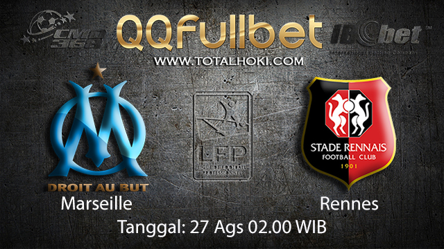 Prediksi Bola Jitu Marseille vs Rennes ( French Ligue 1 )