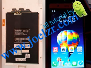 Stock ROM Lenovo S7 Free Tested