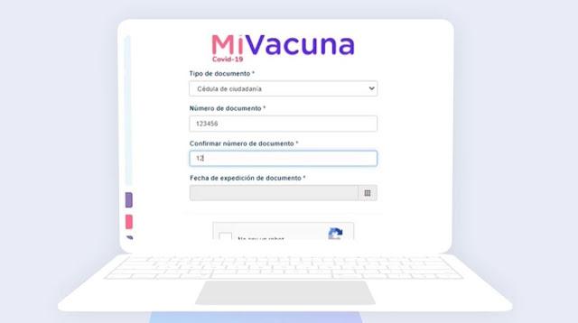 Mi vacuna, la plataforma para consultar los turnos para la vacunación