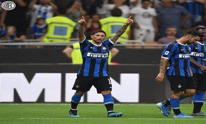 الإنتر تصدر  ترتيب الدوري الإيطالي ب الفوز على أودينيزي بهدف نظيف