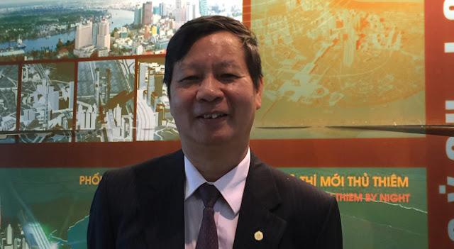 Phó chủ tịch Lê Khắc Hiệp