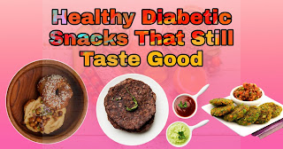 Healthy Diabetic Snacks That Still Taste Good